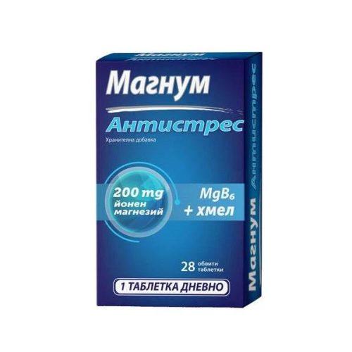 Magnum Antistress x28 tablets