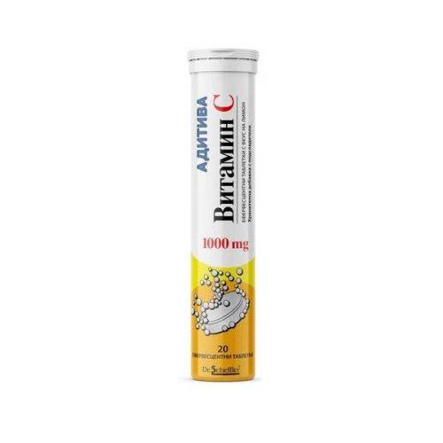 Vitamin C 1000mg x20 tabs