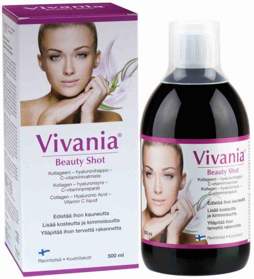 Vivania Beauty Shot 500 ml