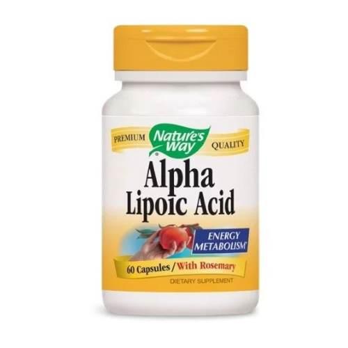 Alpha-Lipoic Acid x60 capsules
