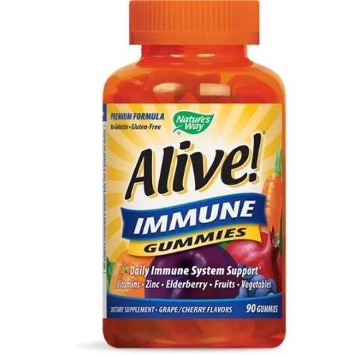 Alive Immune Protection x90 jelly tablets