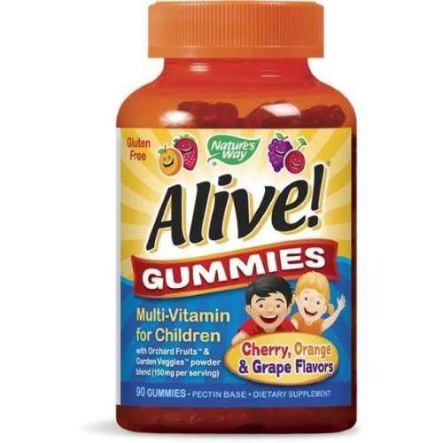 Alive Multivitamins For Children x90 jelly tablets