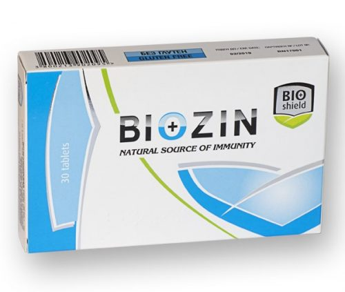 Biozin immunomodulator 30 tablets