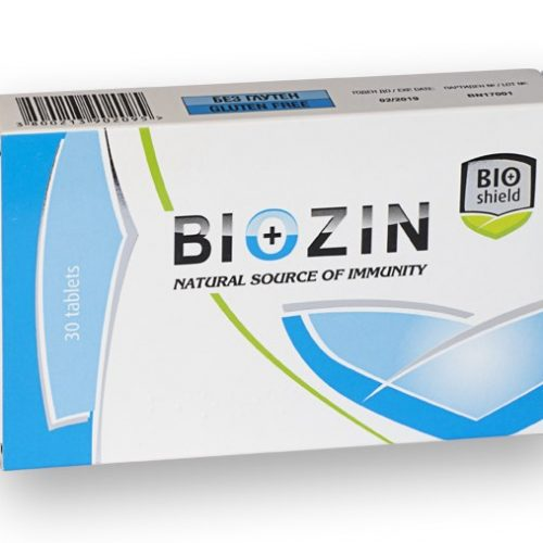 Biozin immunomodulator 30 tablets