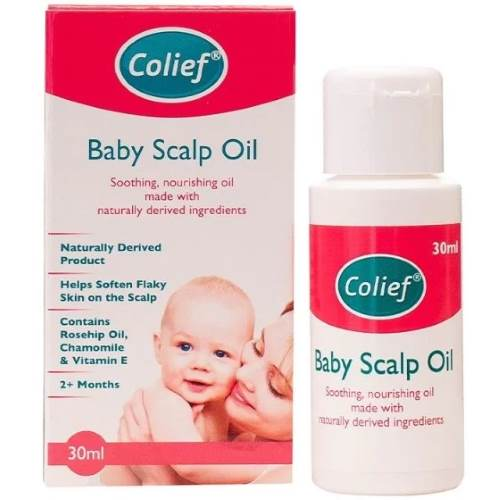 Colief Baby Scalp Oil x30ml