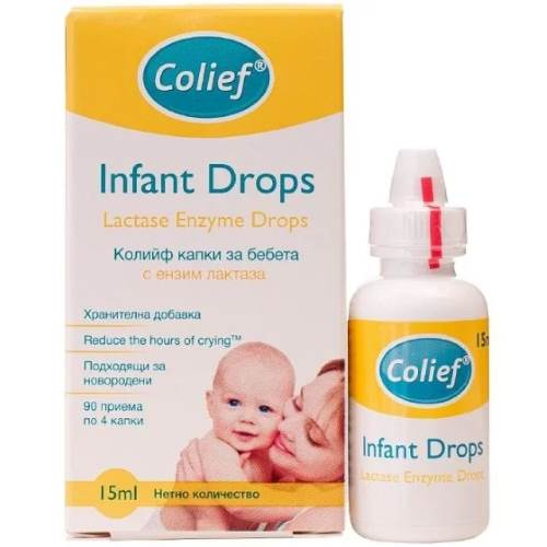 Colief Drops Against Colic x15 ml