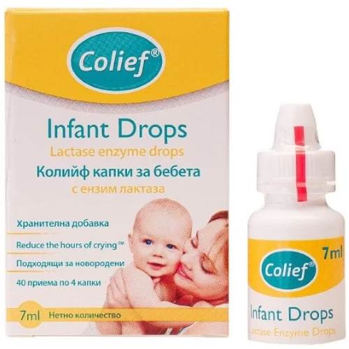 Colief - Drops Against Colic x7ml