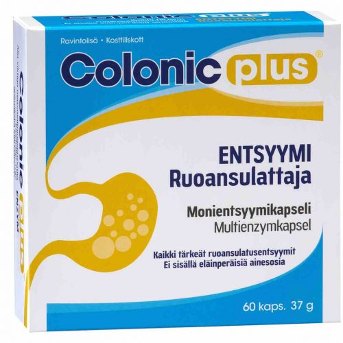 Colonic Plus Entsyymi