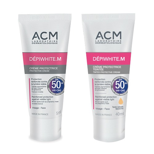 Depiwhite M SPF 50 Invisible or Tinted