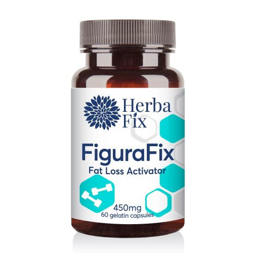 Figurafix - For slimming and tightening the skin 60 capsules