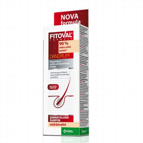 FITOVAL SUPPORTING ANTI-DANDRUFF SHAMPOO 200ML