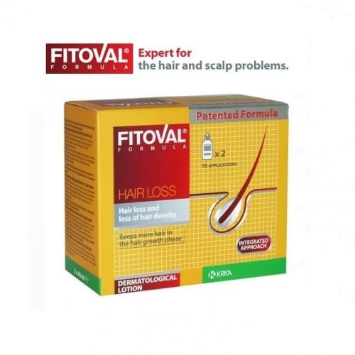 Fitoval Lotion Anti Hair Loss 2 x 40 ml