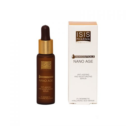 Isis Pharma Nano Age Serum 28ml