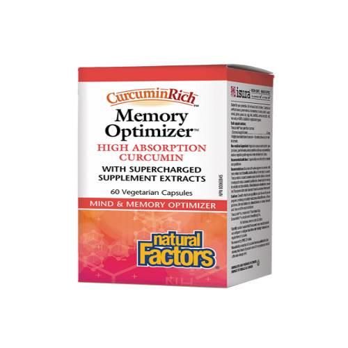 CurcuminRich Memory Optimizer x 60