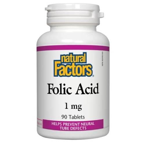 Folic Acid x90 tablets 1 mg