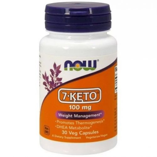 7-KETO For Weight Control x30 capsules