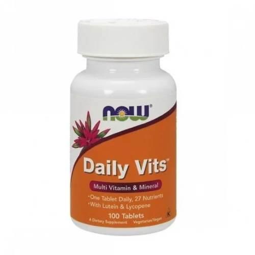 Daily Vits Multi x100tabs