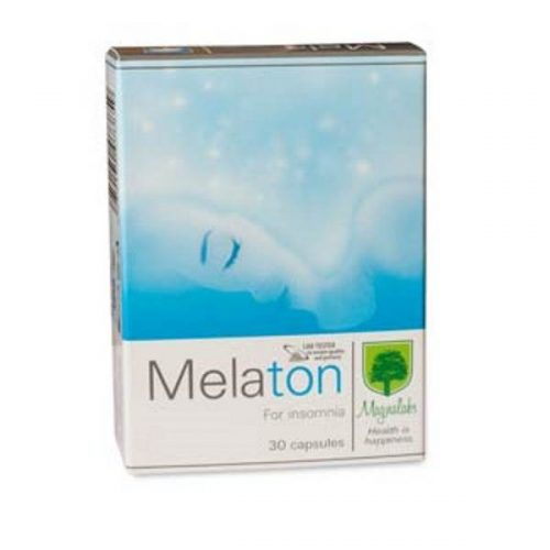 Melaton For insomnia and stress x30 capsules