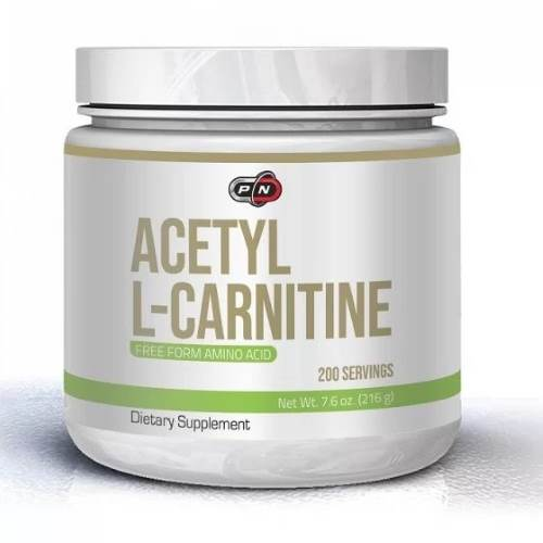 Acetyl L-carnitine x216gr