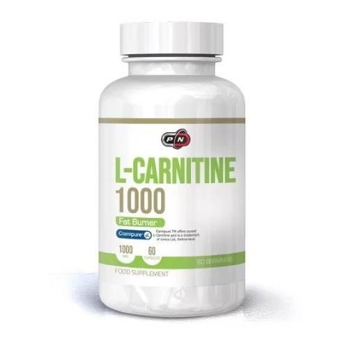 L-carnitine x1000 mg x60 capsules