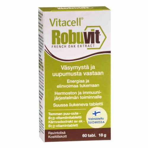 Vitacell Robuvit 60 tablets